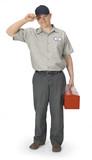 Repairman poster