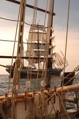 Vintage Maritime Scenic