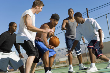 Streetball Game