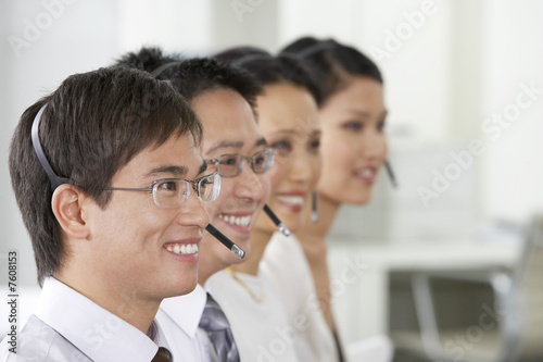 Customer Service Representatives