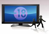 Télévision et contrôle parental poster