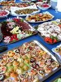 potraviny stôl