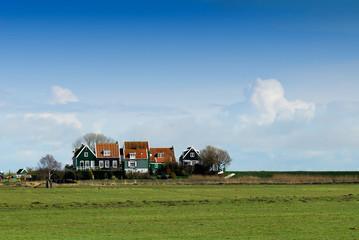 small dutch village