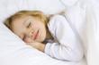 Leinwanddruck Bild - Bedtime