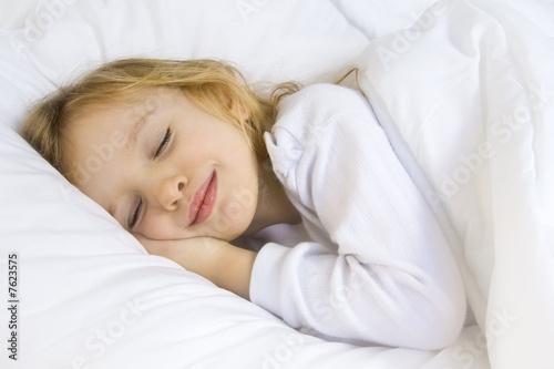 Leinwanddruck Bild Bedtime