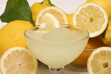 gelato di limoni