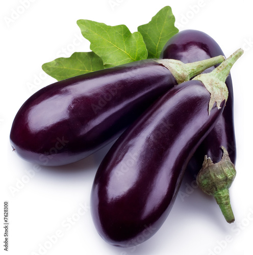 Papiers peints Cuisine aubergine