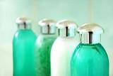 lotion de bain poster