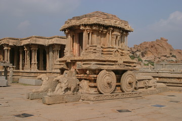 Vittala Temple - Hampi, India
