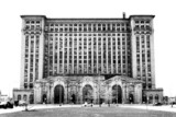 Michigan Central Station, Detroit, Michigan