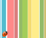 Stripes Background Design Set
