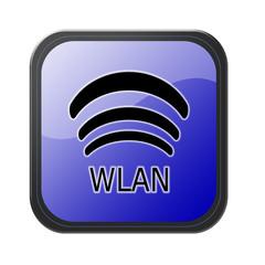blue button - wlan