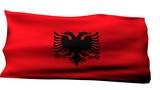 Albania Flag bg poster
