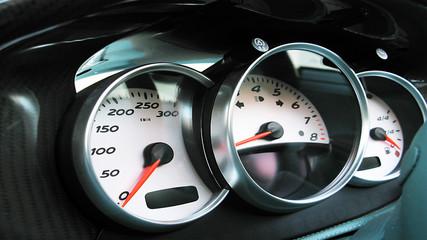 PORSCHE  Motorsport Cockpit