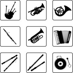 Musical Instruments 3