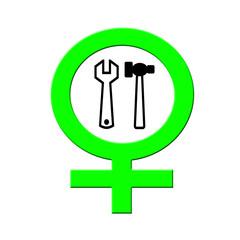 Handwerk für Frauen