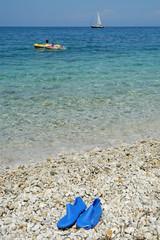 Relax nel mare blu
