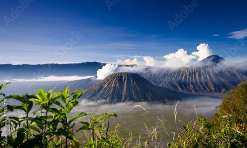 Foto op Plexiglas Indonesië Mount Bromo taken in East Java, Indonesia