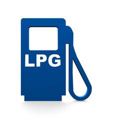 Tankstelle LPG