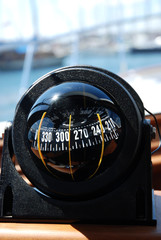 compass...