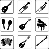Musical Instruments 4 poster