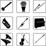 Musical Instruments 5 poster