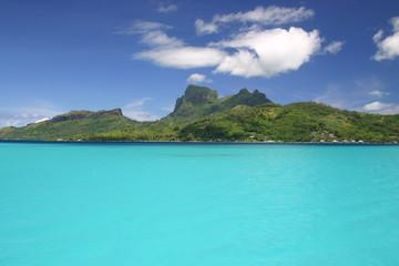 Pacific Island Bora Bora