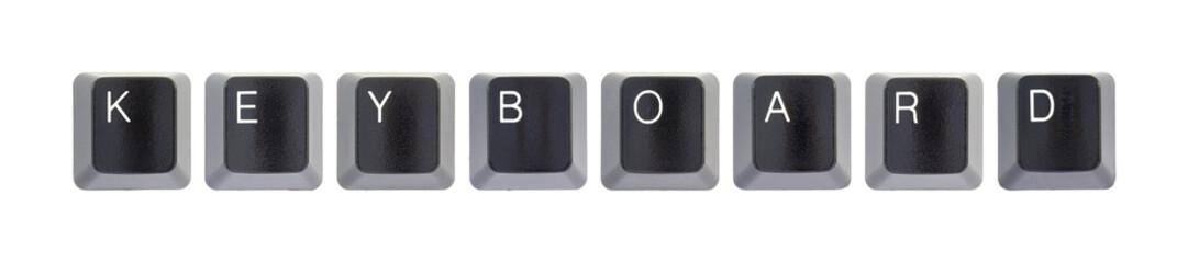 Keyboard keys - KEYBOARD