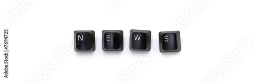 Keyboard keys - NEWS