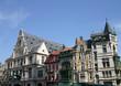 Historische Fassaden in Gent