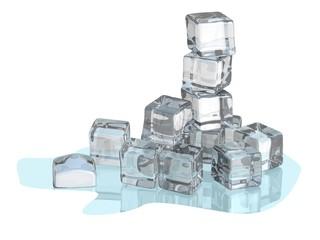 Wet Cubes