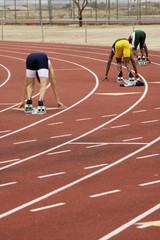 Mens 400 meter run