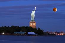 Th Нью-Йорк Skyline