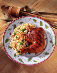 Basmati Rice Dish