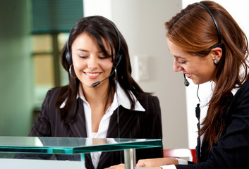 customer services representatives