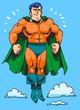 roleta: Superdude