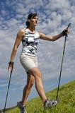 Nordic Walking - Trendsport für jeden ... poster