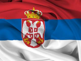 Serbia Flag 2