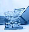 Leinwandbild Motiv Shop Online