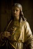 statue religion christ chrétien église symbole chrétienne dieu poster