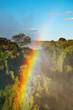 Rainbow over Victoria Falls - 7755944