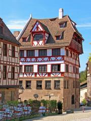 Albrecht Dürer Haus - Duerer House