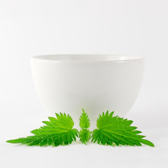 Herbal Nettle Tea Bowl