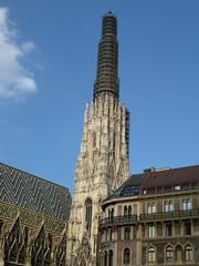 Stephansdom à Vienne