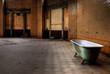 Leinwanddruck Bild - Badezimmer