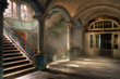 canvas print picture - Beelitz Heilstätten 3