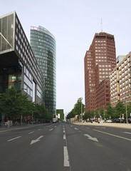 Potsdamerstrasse in Berlin