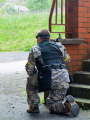 Military Airsoft Event