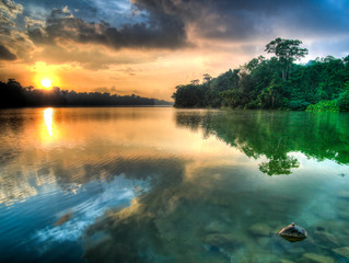 Morning Reflected