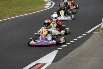 Course de karting